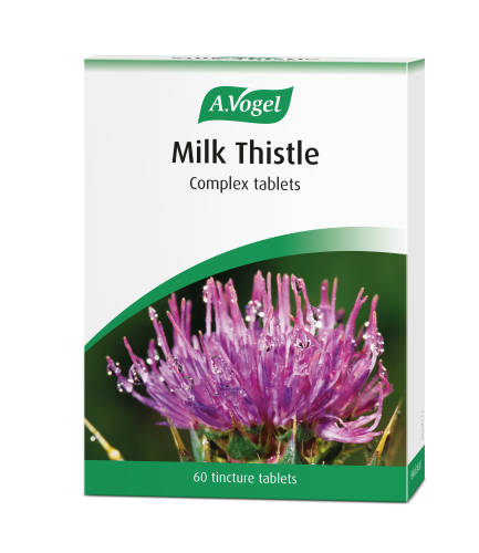 milk thistle complex tablets