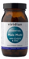 Essential Male Multi Veg Caps (two a day) 90 Capsules