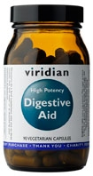 High Potency Digestive Aid (Vegan) Veg Caps 90
