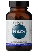NAC+ (N-acetyl cysteine) - 60 Capsules