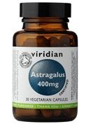 Organic Astragalus Root 400mg - 30 Veg Caps