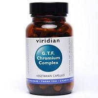 G.T.F. Chromium Complex - 30 Vegicaps