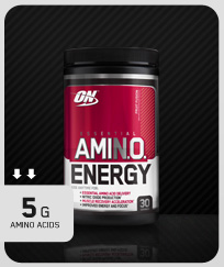 Essential Animo Energy - Orange Cooler 30 servings