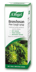 Bronchosan Pine Cough Syrup 100ml