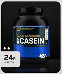 Gold Standard 100% Casein Chocolate Supreme 908g