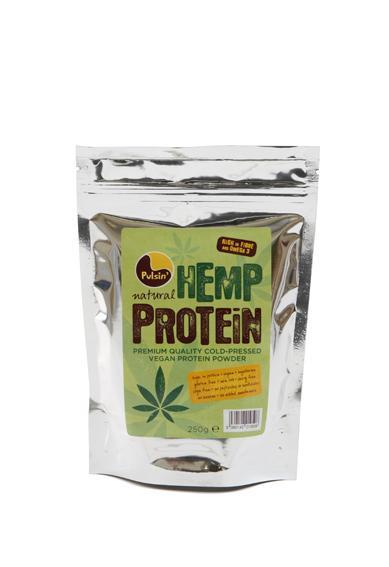 Hemp Protein Powder 250g