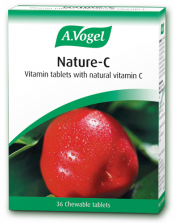 Nature-C vitamin 36 tablets