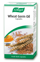 Wheat Germ oil - 120 capsules