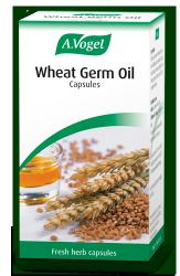 Wheat Germ oil - 120 capsules