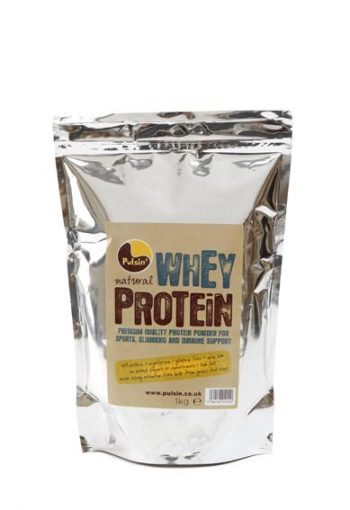 Whey Protein Isolate 1kg