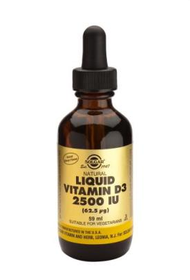 Liquid Vitamin D3 59ml
