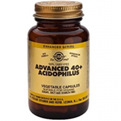 Advanced 40+ Acidophilus: 120 Vegi caps