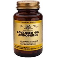 Advanced 40+ Acidophilus: 120 Vegi caps