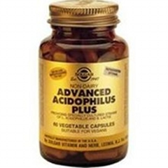 Solgar Advanced Acidophilus Plus: 120 Vegi caps