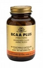 BCAA Plus - 50 Veg Caps