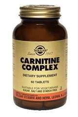 Carnitine Complex Tablets : 60 Tablets