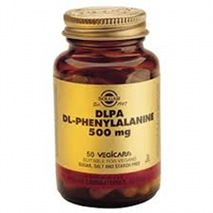 D.L.P.A. Phenylalanine - 500mg 50 Vegicaps