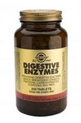 Digestive Enzymes - 250 Tablets