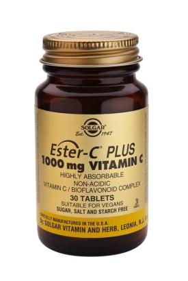 Ester-C Plus 1000 mg Vitamin C 30 Tablets
