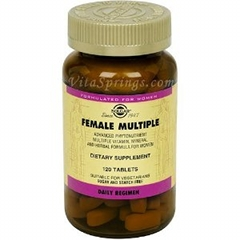 Female Multiple - 120 Tablets