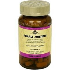 Female Multiple - 120 Tablets