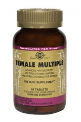 Female Multiple - 60 Tablets