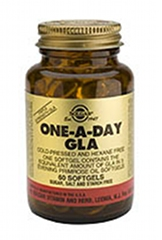 One-a-day GLA 150mg: 60 Softgels