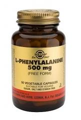 L-Phenylalanine 500mg - 50 Capsules