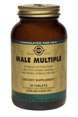 Male Multiple - 60 Tablets