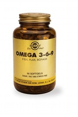 Omega 3-6-9 Softgels 60 caps
