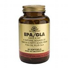 One-a-day EPA/GLA: 60 Softgels