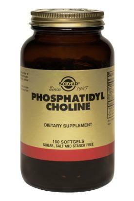 Phosphatidylserine Complex Tabs