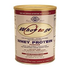 Whey To Go Protein Powder (Chocolate): 41 oz