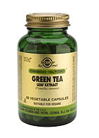 SFP Green Tea Leaf Extract Vegetable Capsules (60)