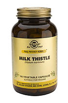 FP Milk Thistle Vegetable Capsules (100)