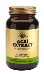Acai Extract Softgels 60