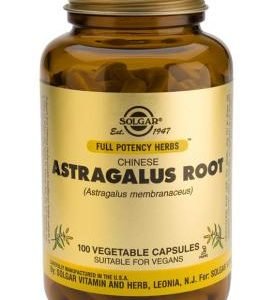 Chinese Astragalus Root Vegetable Capsules 100