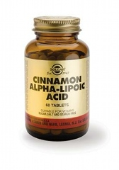 Cinnamon Alpha Lipoic Acid tablets