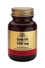 Coenzyme Q10 100mg - 30 Softgels