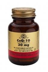 Coenzyme Q-10 30 mg - 30 Veg Caps