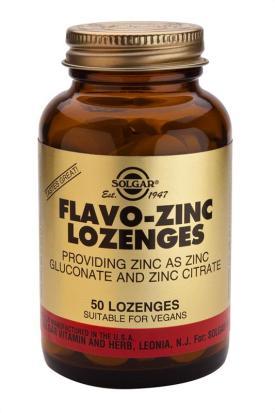 Flavo-Zinc Lozenges 50