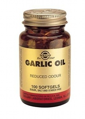 Garlic Oil Softgels