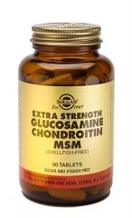 Glucosamine Chondroitin MSM - 60 Tablets