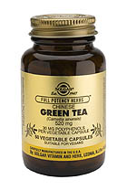 FP Chinese Green Tea Vegetable Capsules (50)