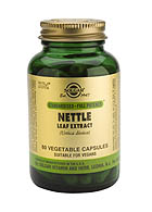 SFP Nettle Leaf Extract Vegetable Capsules (60)