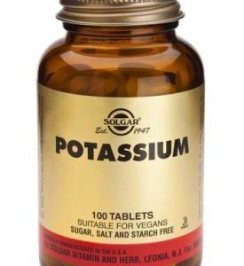 Potassium Tablets 100