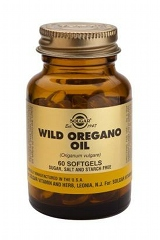 Wild Oregano Oil Softgels (60)