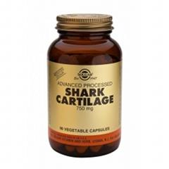 Shark Cartilage 750 mg - 90 Capsules