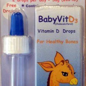 Baby Vit D3