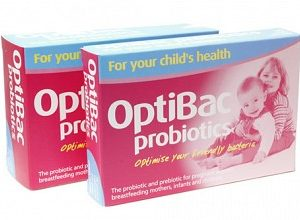 Optibac Probiotics for your child's health (30)